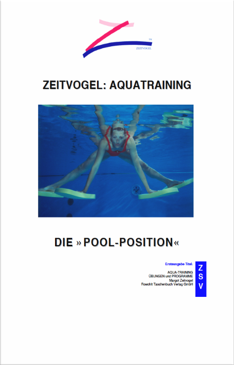 Margot Zeitvogel-Schoenthier, AQUATRAINING - Die Pool-Position, im ZSV 2005. Buch 4, Cf 1