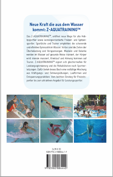 Margot Zeitvogel-Schoenthier, AQUATRAINING, Die Pool-Position, im ZSV 2015, Buch 8, Cb 1